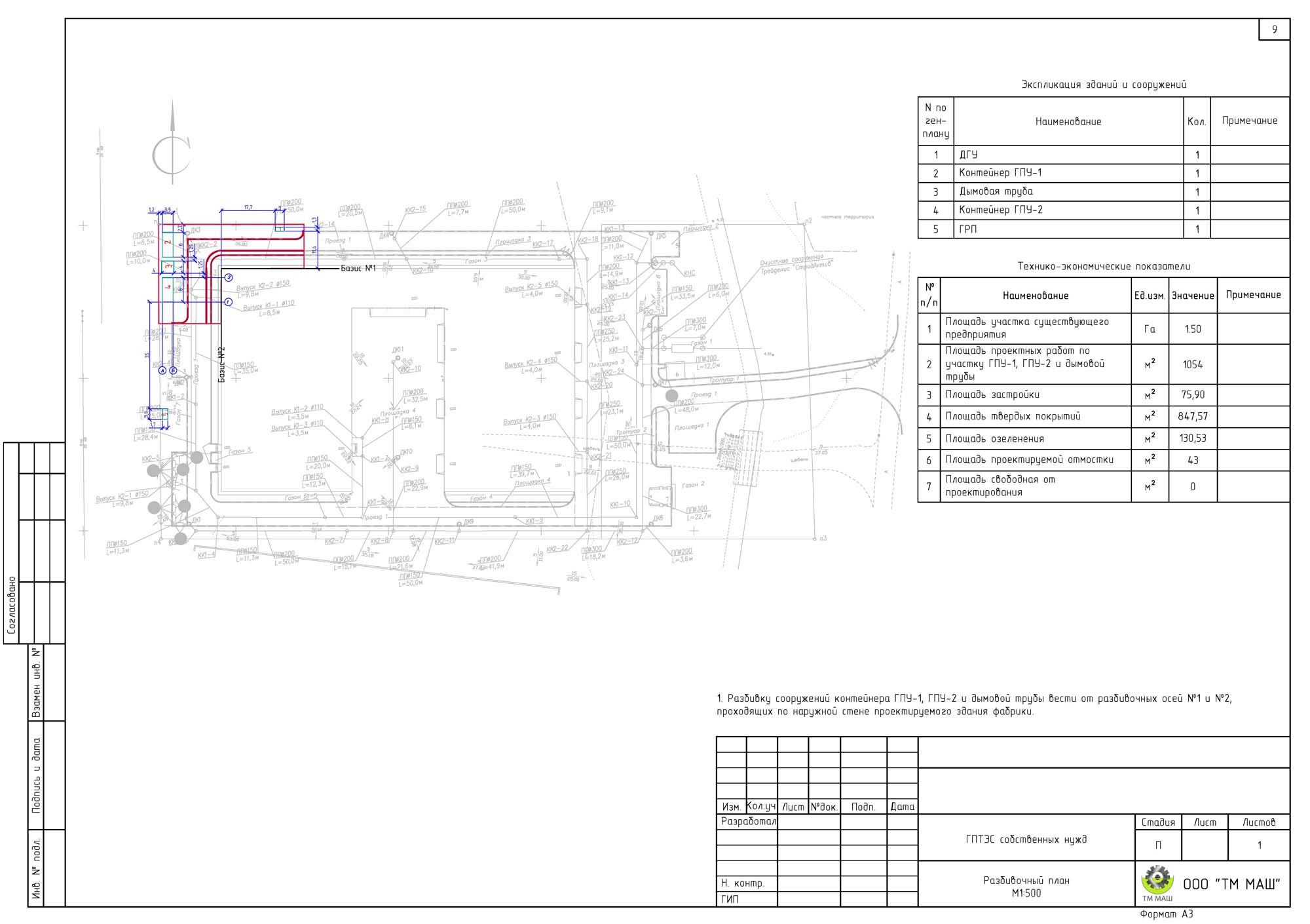 Проектирование и расчеты
