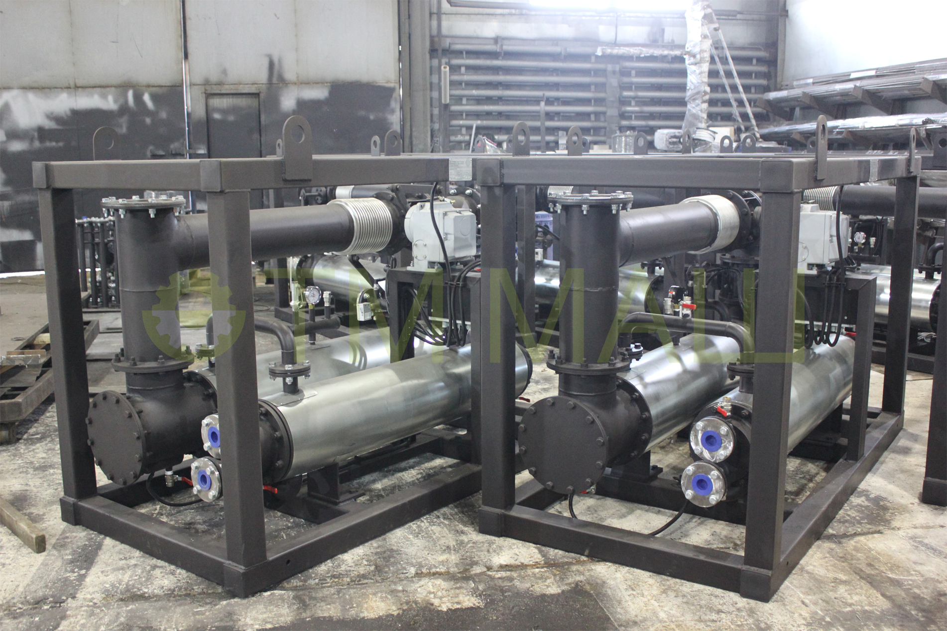 Модули утилизации тепла ТММ-ТМ.250