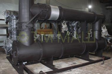 Модуль утилизации тепла выхлопных газов ТММ-ТМВГ.823