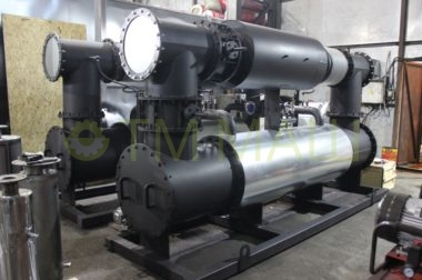 Модуль утилизации тепла выхлопных газов ТММ-ТМВГ.700