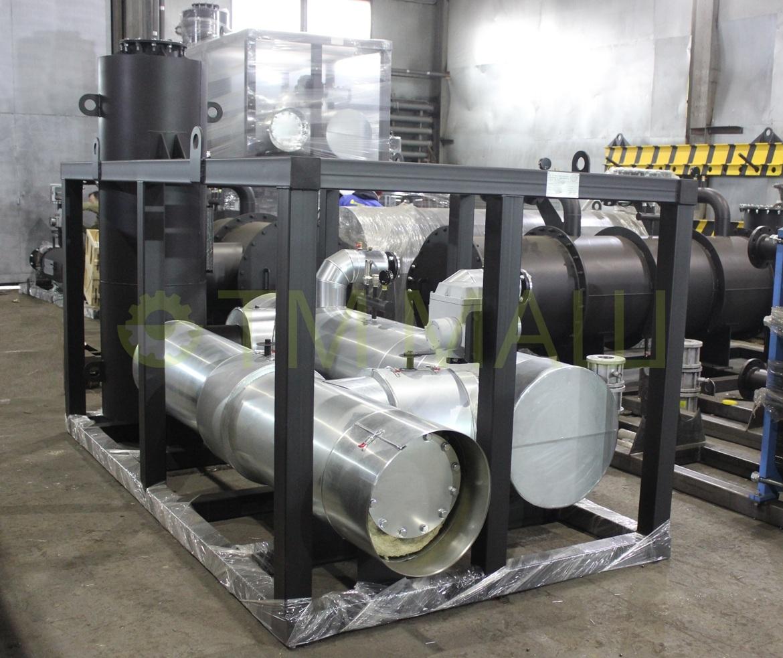 Модуль утилизации тепла выхлопных газов ТММ-ТМВГ.250