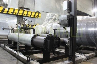 Модуль утилизации тепла ТММ-ТМ.300 в полной заводской готовности