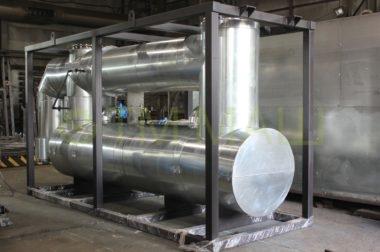 Модуль утилизации тепла выхлопных газов ТММ-ТМВГ.970