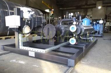 Тепловой модуль ТММ-ТМ.180 в полной заводской комплектации
