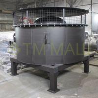 Глушитель на сброс пара для теплоэлектростанции ТММ-ШГ.300
