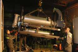 Отгружен тепловой модуль ТММ-ТМ.350