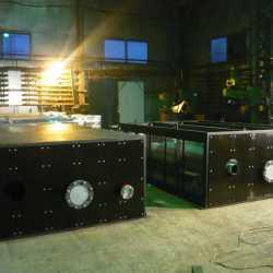 Изготовлены тепловые модули ТММ-ТМ.500