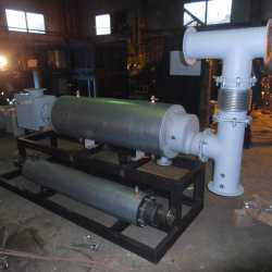 Утилизатор тепла в процессе сборки