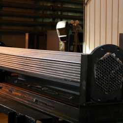 Изготовление трубного пучка утилизатора тепла антифриза (УТА)