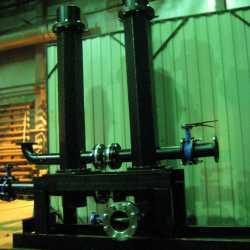 Утилизация тепла антифриза для Caterpillar G3520