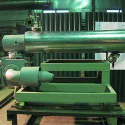 Тепловой модуль утилизации тепла выхлопных газов для Aksa ADG 274