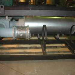 Утилизация тепла по контуру дымовых газов для ГПУ Cummins 315GFBA