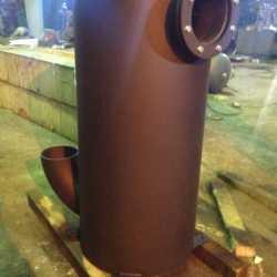 Низкошумный глушитель ТММ-НГ.Н2.300