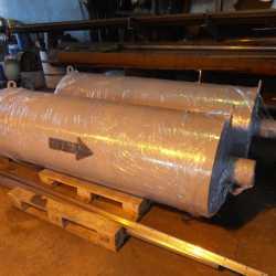 Промышленные глушители ТММ-ПГ.1000-1