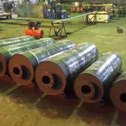 ТММ-НГ.150 и ТММ-НГ.300 перед отгрузкой