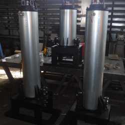 Тепловой модуль утилизации тепла антифриза ТММ-ТМВВ.120