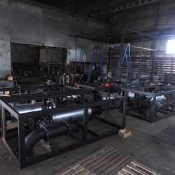 Тепловой модуль утилизации тепла дымовых газов ТММ-ТМВГ.300
