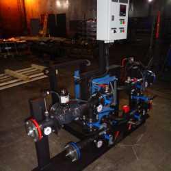 Тепловой модуль утилизации тепла охлаждающей жидкости ТММ-ТМВВ.170