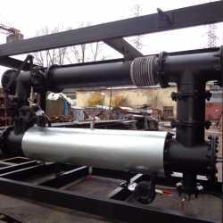 Отгружен тепловой модуль утилизации тепла выхлопных газов ТММ-ТМВГ.60