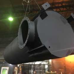 Промышленный глушитель ТММ-ПГ.Ч.2000